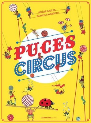"""Afficher """"Puces circus"""""""