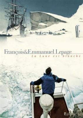 vignette de 'La lune est blanche (François Lepage)'