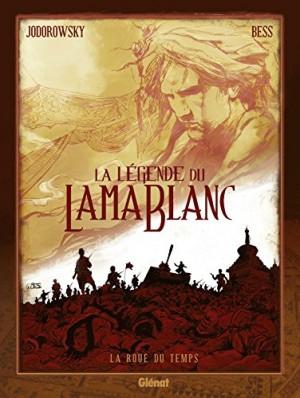 """Afficher """"La légende du lama blanc n° 1 La roue du temps"""""""