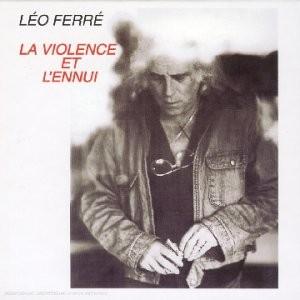 """Afficher """"La violence et l'ennui"""""""