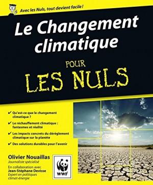 """Afficher """"changement climatique pour les Nuls (Le)"""""""
