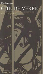 vignette de 'Cité de verre (Paul Karasik)'