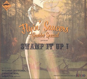 vignette de 'Swamp it up ! (Flyin' Saucers Gumbo Special)'