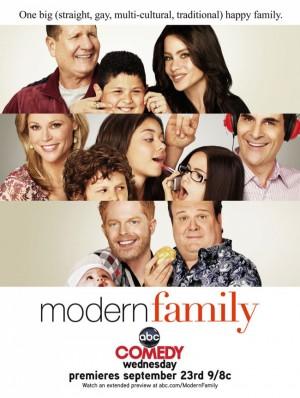 "Afficher ""Modern family - Saison 1"""