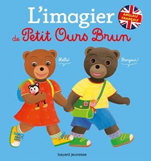 """Afficher """"L'imagier anglais-français de Petit Ours brun"""""""
