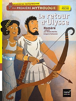 "Afficher ""Ma première mythologieLe retour d'Ulysse"""