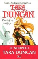 """Afficher """"Tara Duncan n° 8 L'impératrice maléfique"""""""