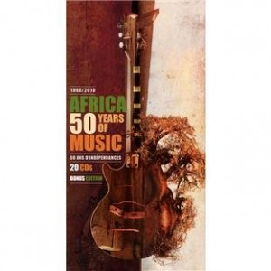 """Afficher """"50 years of African music"""""""