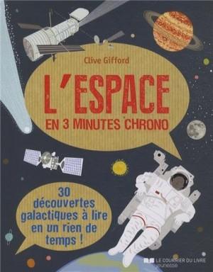 """Afficher """"L'espace en 3 minutes chrono"""""""