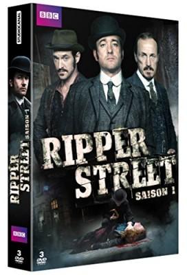 """Afficher """"Ripper Street - saison 1"""""""
