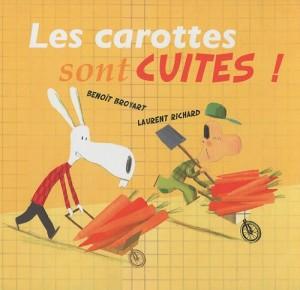 """Afficher """"Les carottes sont cuites !"""""""