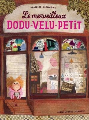 vignette de 'Le merveilleux dodu-velu-petit (Beatrice Alemagna)'