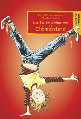 vignette de 'La folle semaine de Clémentine (Sara Pennypacker)'