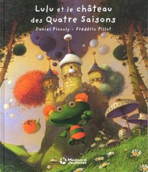 """Afficher """"Lulu Vroumette Lulu et le château des quatre saisons"""""""
