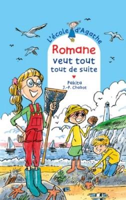 """Afficher """"L'Ecole d'Agathe n° 72 Romane veut tout, tout de suite"""""""