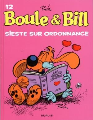 "Afficher ""Boule & Bill n° 12 Sieste sur ordonnance"""