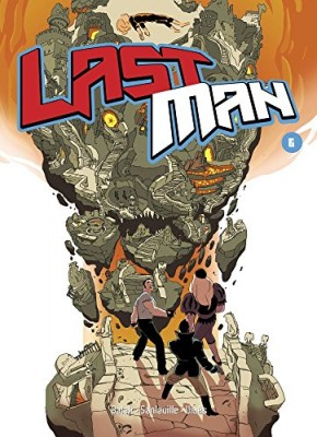 "Afficher ""Lastman n° 6"""