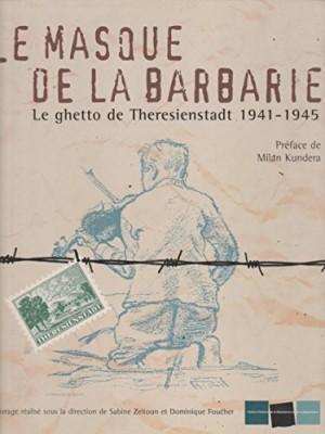 """Afficher """"Le masque de la barbarie"""""""