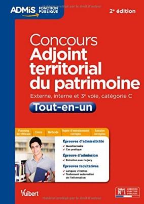 "Afficher ""Adjoint territorial du patrimoine"""