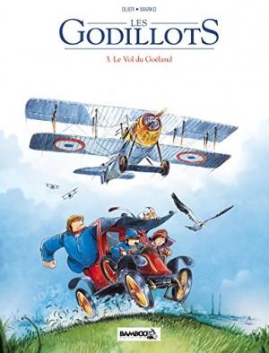 """Afficher """"Les godillots n° 3 Le vol du """"Goéland"""""""""""