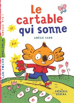 "Afficher ""Le cartable qui sonne"""