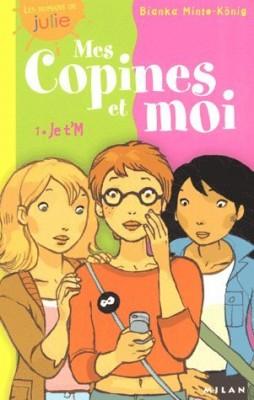 """Afficher """"Mes copines et moi n° 1 Je t'm"""""""