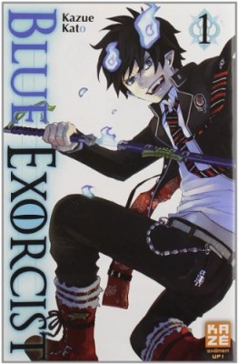 "Afficher ""Blue exorcist n° 1"""