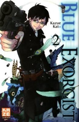"Afficher ""Blue exorcist n° 2"""