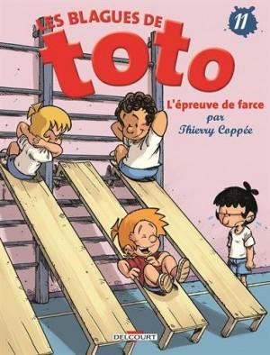 """Afficher """"Les blagues de Toto n° 11 L'épreuve de farce"""""""