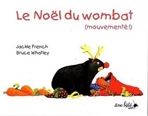 """Afficher """"Le Noël du wombat (mouvementé !)"""""""