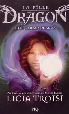 """Afficher """"Fille dragon (La) n° 4 Jumeaux de Kuma (Les)"""""""