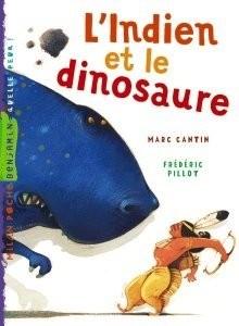 """Afficher """"L'Indien et le dinosaure"""""""