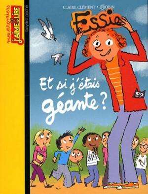 """Afficher """"Essie Et si j'étais géante ?"""""""