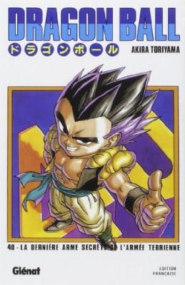 """Afficher """"Dragon ball n° 40 La fusion"""""""