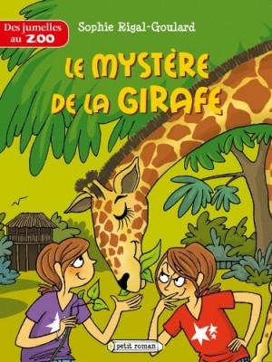 """Afficher """"Des jumelles au zoo Le mystère de la girafe"""""""