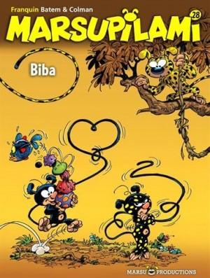 "Afficher ""Marsupilami n° 28 Biba"""