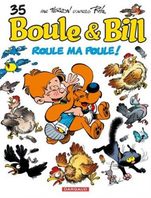 """Afficher """"Album de Boule & Bill. n° 35Roule ma poule !"""""""