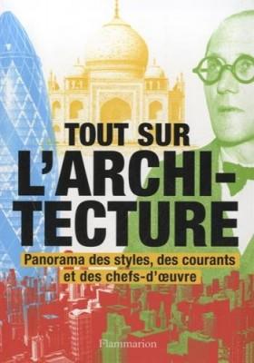 """Afficher """"Histoire de l'art Tout sur l'architecture"""""""