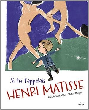 "Afficher ""Si tu t'appelais Henri Matisse"""