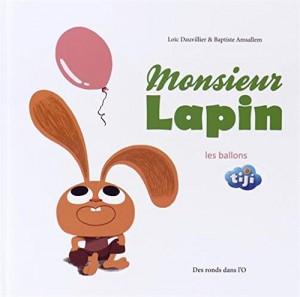 "Afficher ""Monsieur lapin n° 3 Ballons : monsieur lapin t3 (Les)"""