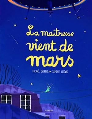 """Afficher """"La maîtresse vient de Mars"""""""