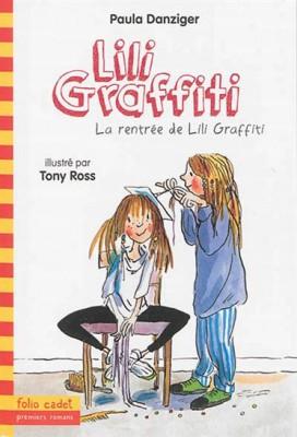 "Afficher ""Lili Graffiti n° 3 La rentrée de Lili Graffiti"""