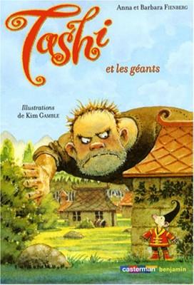 "Afficher ""Tashi n° 2 Tashi et les géants"""