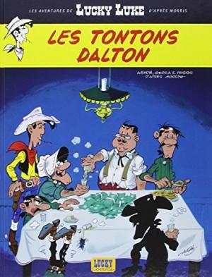 """Afficher """"Les aventures de Lucky Luke d'après Morris n° 6Les tontons Dalton"""""""
