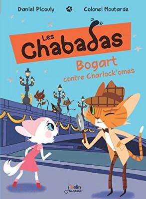 "Afficher ""Les chabadas Bogart contre Charlock'omes"""