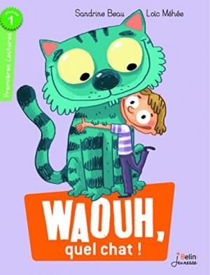 """Afficher """"Waouh, quel chat !"""""""
