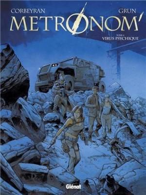 "Afficher ""Metronom' n° 4 Virus psychique"""
