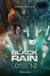 "Afficher ""Black rain n° 1, 1-2 L'inside"""