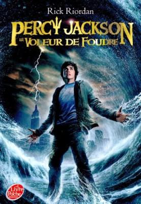 """Afficher """"Percy Jackson n° 1 Voleur de foudre (Le)"""""""