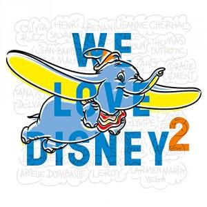 """Afficher """"We love Disney, vol. 2"""""""